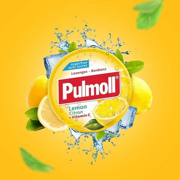 Pulmoll無糖潤喉糖20g(檸檬)-全素