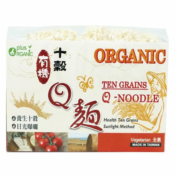 展康有機十穀Q麵-全素