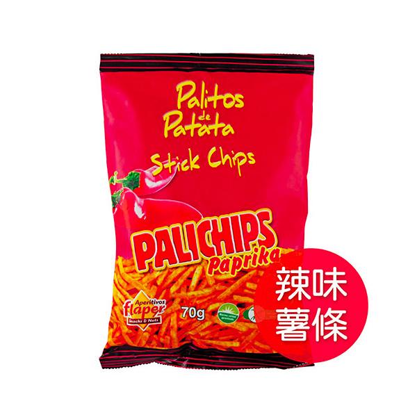 飛寶PALICHIPS薯條(辣味)70g-全素