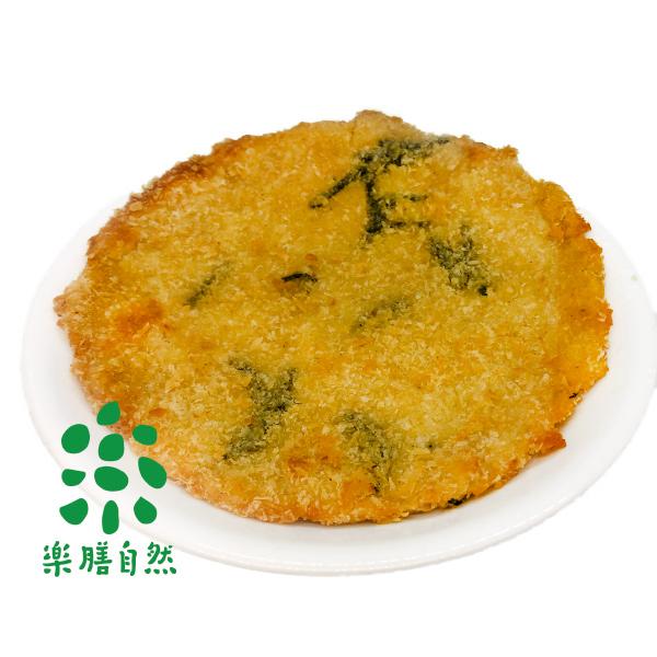 儒慧蔬食鹽酥海苔蝦餅600g-全素