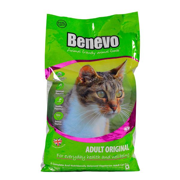 Benevo英國成貓飼料-全素
