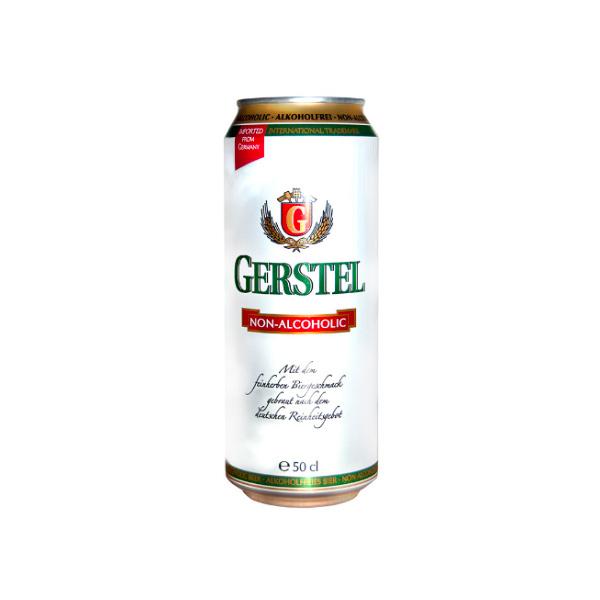 【德國】Gerstel拉格啤酒風味飲(無酒精啤酒)500ml-全素