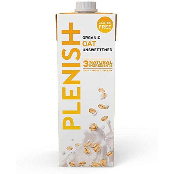 PLENISH燕麥飲(無額外添加糖)1000ml-全素