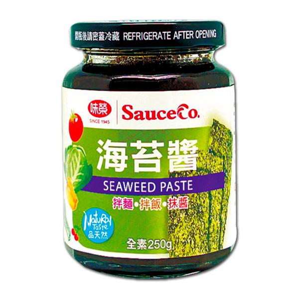 味榮海苔醬250g-全素