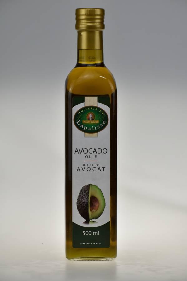 LAPALISSE HUILERIES酪梨油500ML-全素