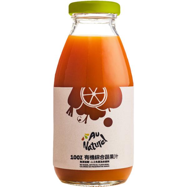 奧納芮有機綜合蔬果汁295ml-全素