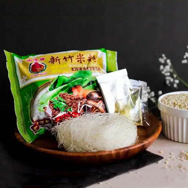 佛祖牌新竹素食調和米粉60g-全素