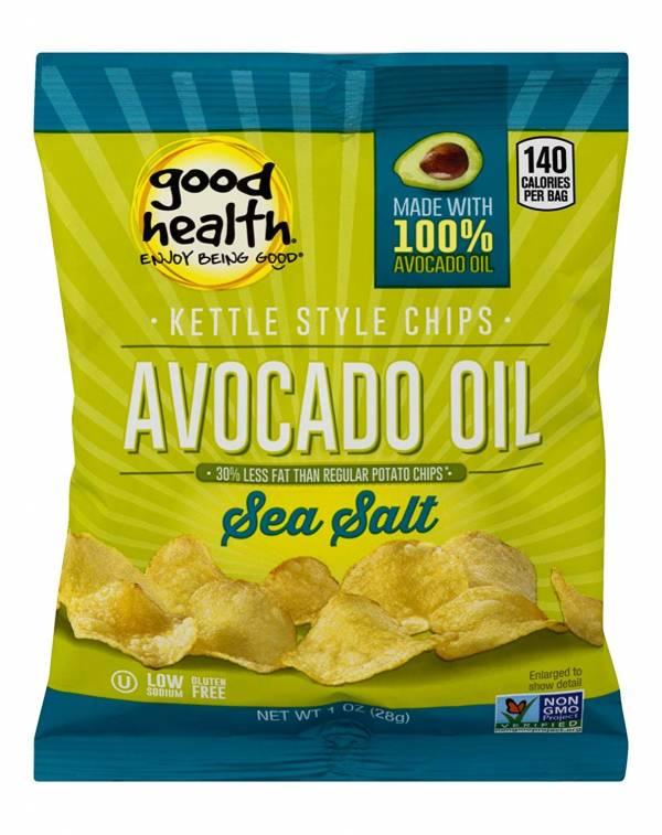 健康主義鱷梨油海鹽洋芋片-全素