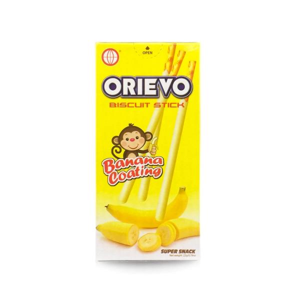 歐力-O香蕉風味棒-奶素