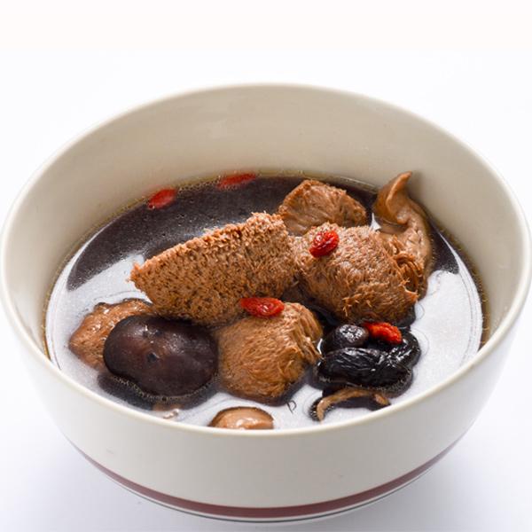 天貝益菌肉骨茶猴頭菇700g-全素