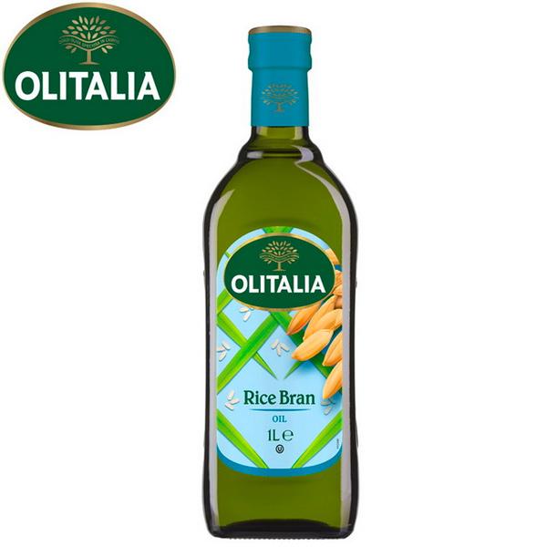 奧利塔玄米油1L-全素
