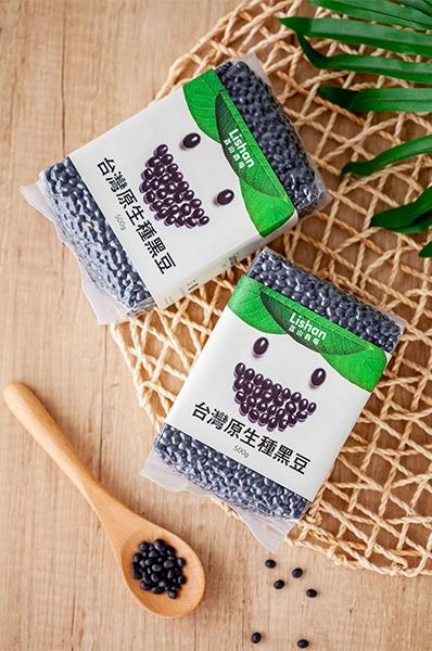 荔山農場台灣原生種黑豆-全素