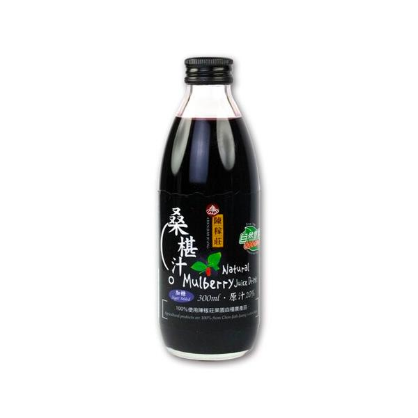 陳稼莊桑椹汁300ml-全素
