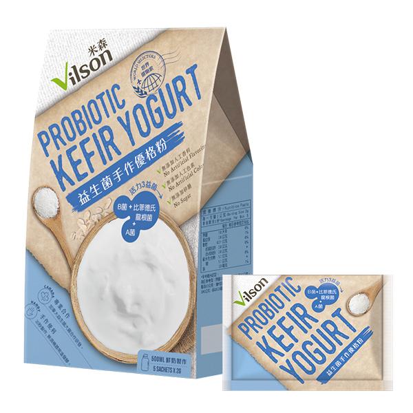 米森益生菌手作優格粉(5包)-奶素