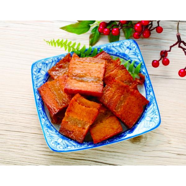 四季齋醬肉片300g-奶素