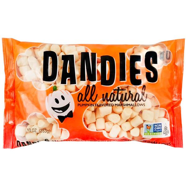 丹迪斯純素棉花糖限量南瓜口味(橘色)283G-全素