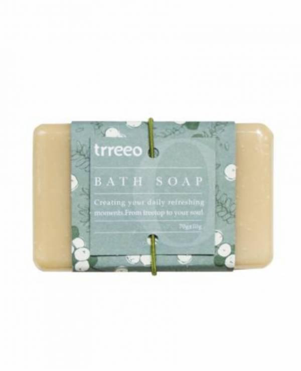 樹重奏艾草淨化皂70g-全素