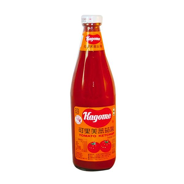 可果美番茄醬340g-全素