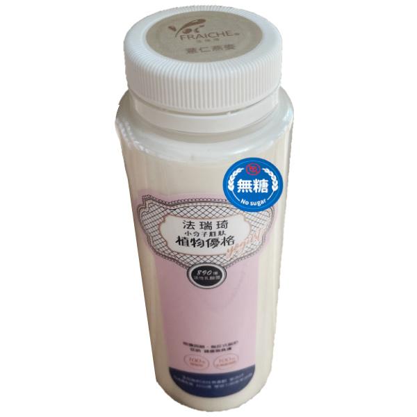 法瑞琦小分子胜肽植物優格飲300g(薏仁燕麥)-全素