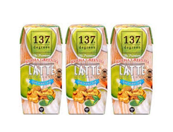137degrees抹茶核桃堅果奶180ml-全素