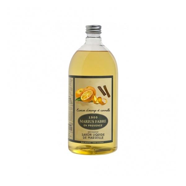 法國法鉑天然草本液體皂(甜橙)-全素