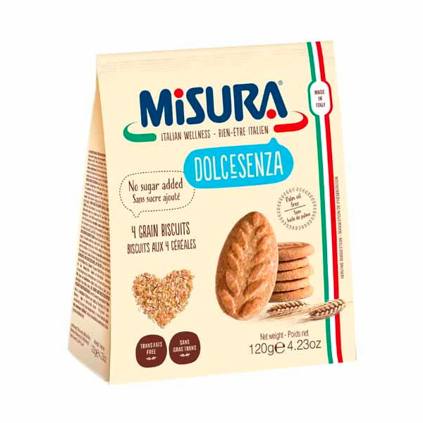 MISURA優穀麥片餅乾-蛋素
