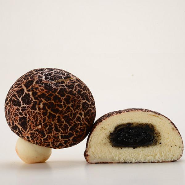 奇美香菇芝麻造型包73g*4入-全素