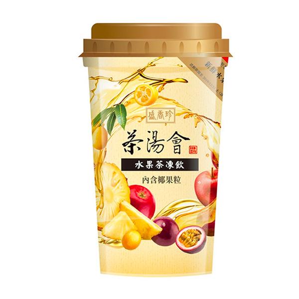 茶湯會水果茶凍飲-全素
