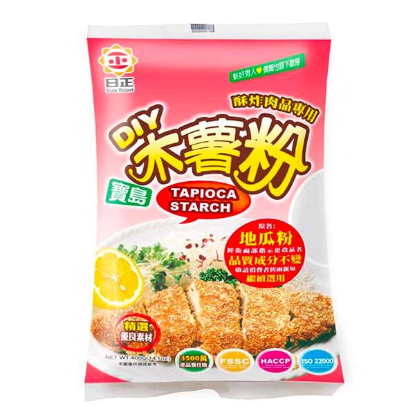 日正寶島木薯粉-全素