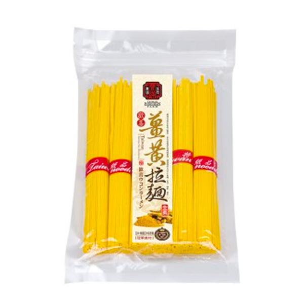 豐滿生技薑黃拉麵500g-全素