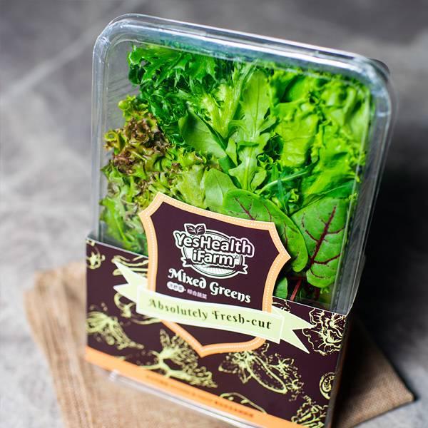 源鮮活舒菜綜合蔬菜盒180g