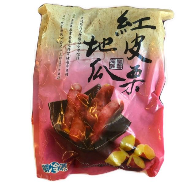 紅皮栗地瓜1kg-全素