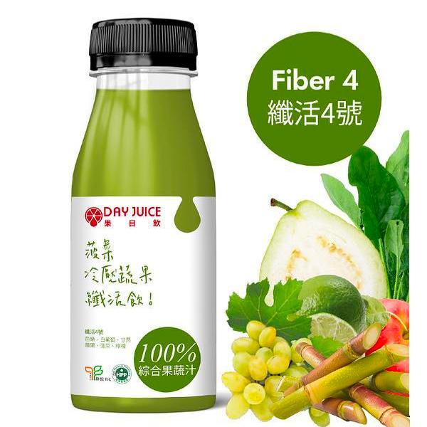 果日飲菠菜冷壓蔬果纖活飲250ml