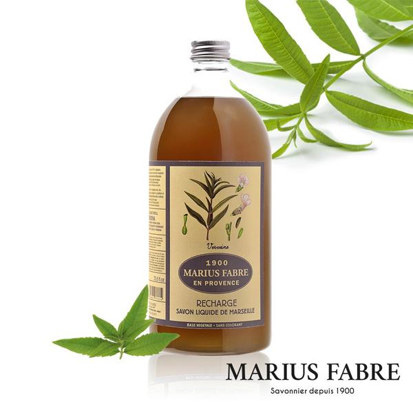 法國法鉑天然草本液體皂(馬鞭草)-全素