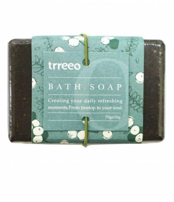 樹重奏油甘舒緩皂70g-全素