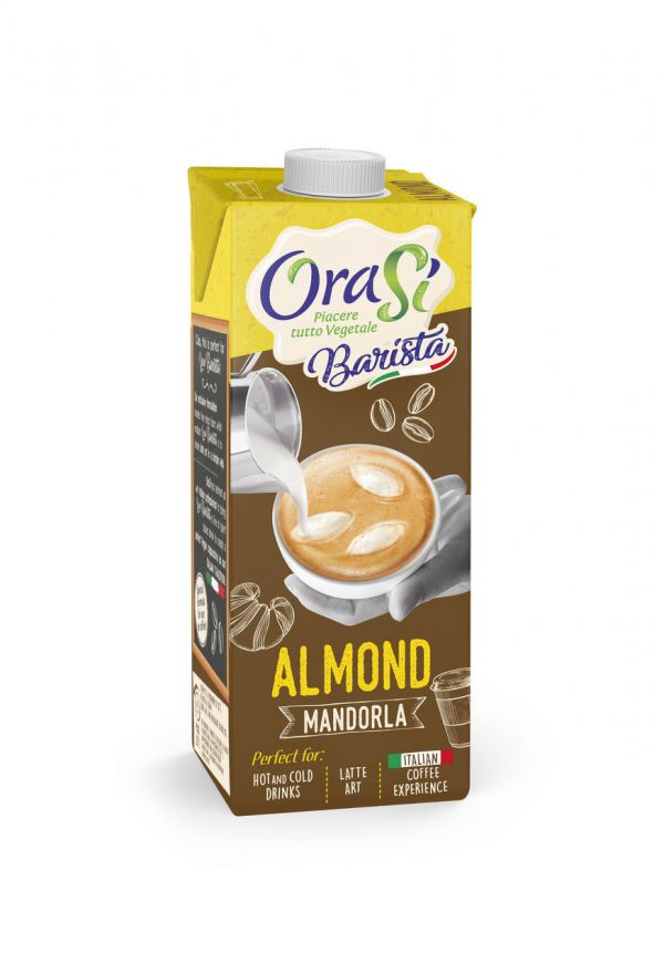 歐瑞仕咖啡師杏仁奶-全素