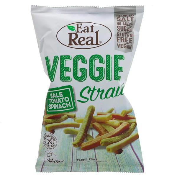 Eat Real綜合蔬菜薯條-全素