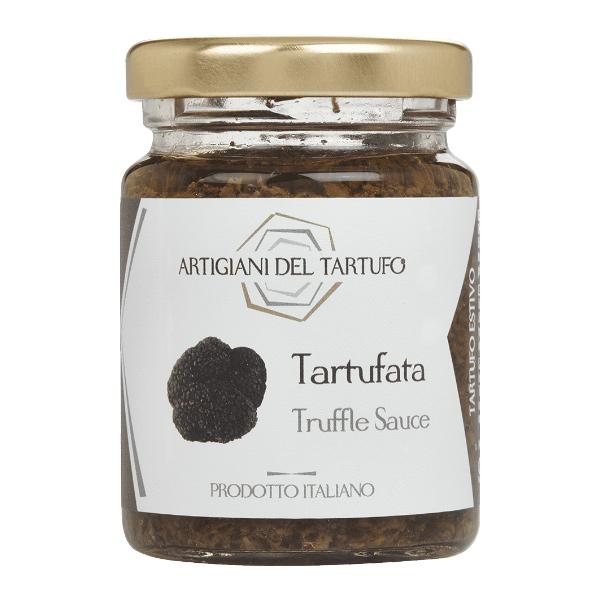 Artigiani del Tartufo職人黑松露菌菇90g-全素