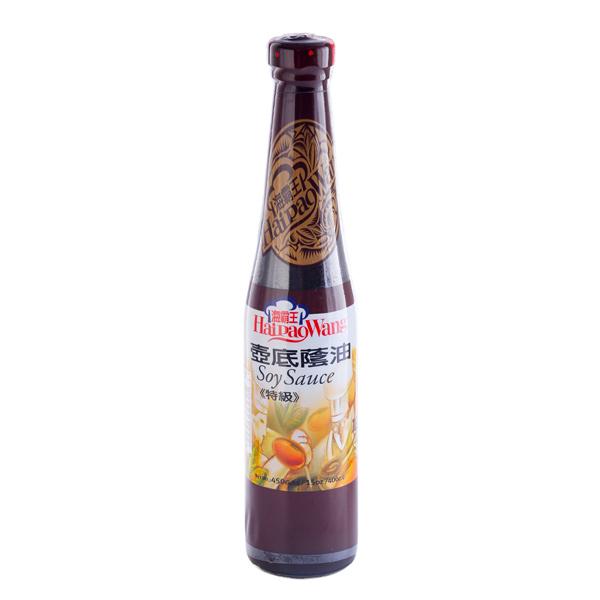 海霸王特級壺底蔭油-全素