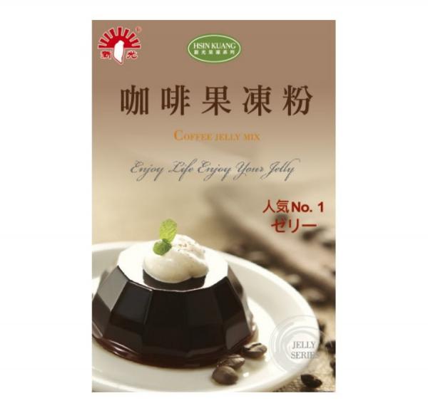 新光咖啡果凍粉100G-全素