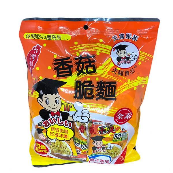 天福香菇脆麵-全素