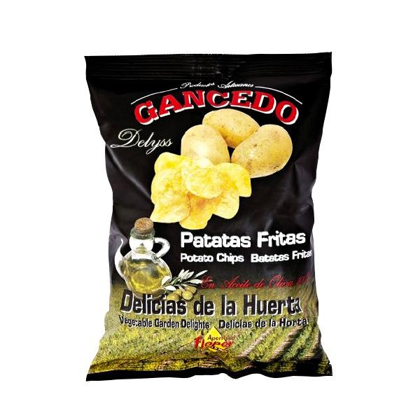 飛寶LA CHOCITA薯片(橄欖油)70g-全素