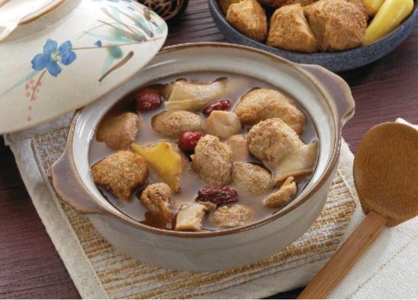 笙惠麻油猴頭菇-蛋素