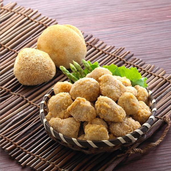 笙惠鹽酥猴頭菇-蛋素