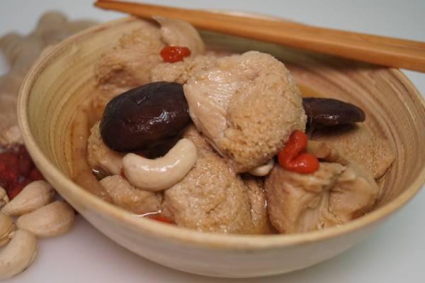 天貝益菌竹鹽猴頭菇700G-全素