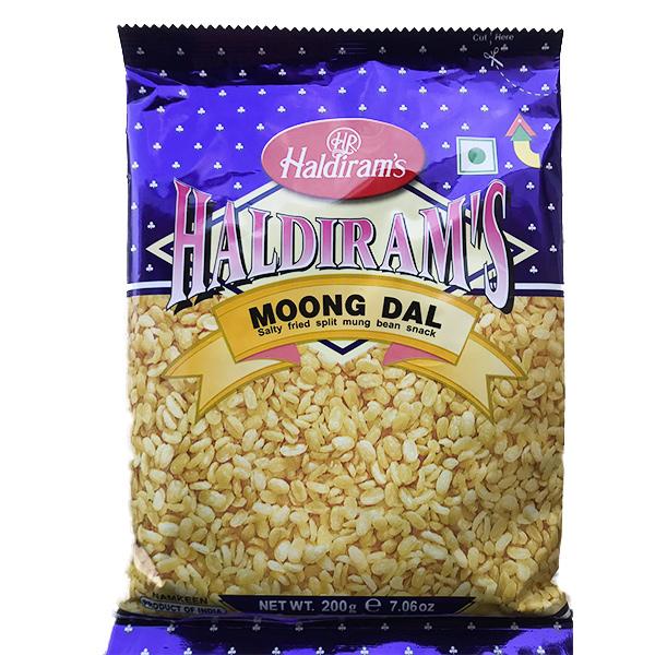 Haldirams 哈帝朗印度綠豆仁休閒點心-全素