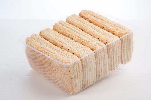 妙元寶穀麥西式燒餅10片-全素