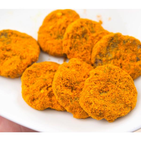 台灣天貝益菌脆餅(咖哩)150g-全素