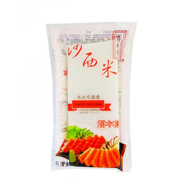 九鼎素花枝生魚片-全素