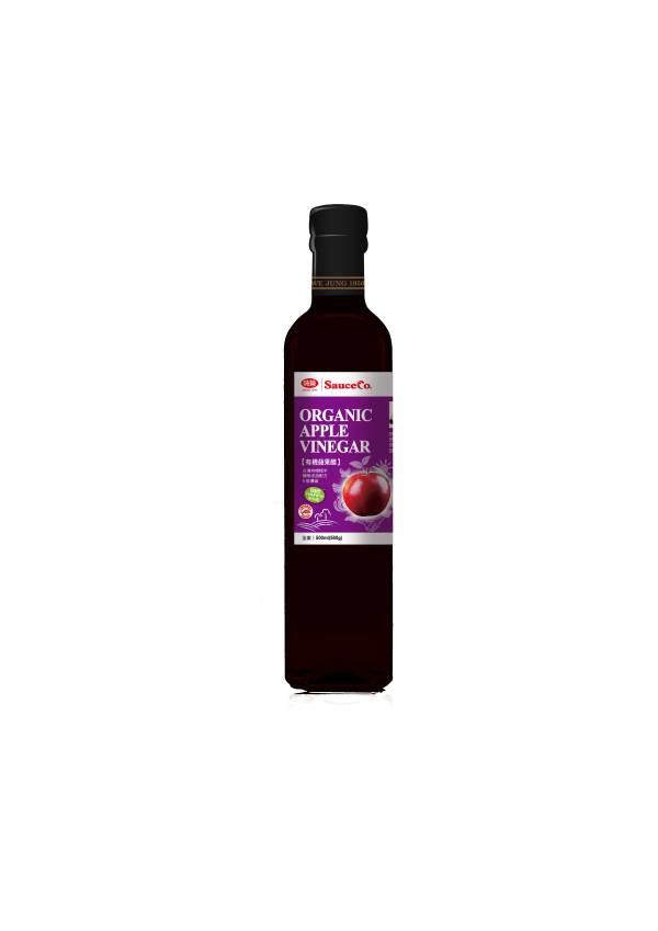 味榮有機蘋果醋500ml(無糖)-全素
